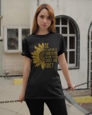 Be Someone's Sunshine Classic T-Shirt apparel-classic-tshirt-lifestyle-19