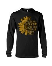 Be Someone's Sunshine Long Sleeve Tee thumbnail