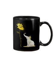 You Are My Sunshine Sunflower Elephant Mug thumbnail
