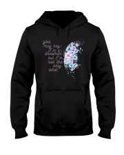 You May Say I'm A Dreamer But I'm Not The Only One Hooded Sweatshirt thumbnail