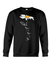 Let It Be Daisy Crewneck Sweatshirt thumbnail