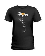 Let It Be Daisy Ladies T-Shirt thumbnail