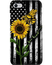 Sunflower Bee Kind Phone Case i-phone-7-case