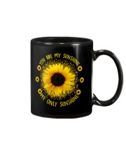You Are My Sunshine Sunflower Mug tile