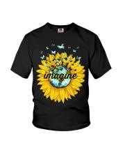 Imagine Sunflower Youth T-Shirt thumbnail