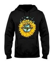 Imagine Sunflower Hooded Sweatshirt thumbnail