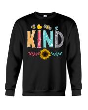 Bee Kind Sunflower Crewneck Sweatshirt thumbnail