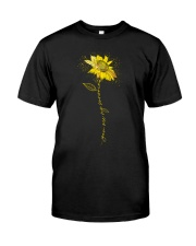 You Are My Sunshine Sunflower Dust Classic T-Shirt front