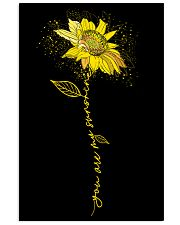 You Are My Sunshine Sunflower Dust 11x17 Poster thumbnail
