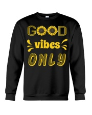 Good Vibes Only Crewneck Sweatshirt thumbnail