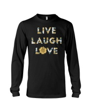 Live Laugh Love Long Sleeve Tee thumbnail