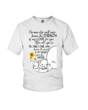 The Sound Of My Heart Youth T-Shirt thumbnail