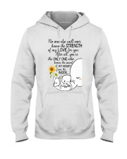 The Sound Of My Heart Hooded Sweatshirt thumbnail