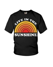 Live In The Sunshine Youth T-Shirt thumbnail