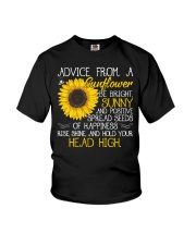 Advice From A Sunflower Youth T-Shirt thumbnail