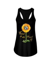 There Is No Planet B Ladies Flowy Tank tile