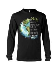 Choose Kind Earth Long Sleeve Tee thumbnail