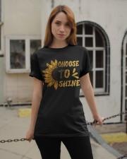 Choose To Shine Classic T-Shirt apparel-classic-tshirt-lifestyle-19