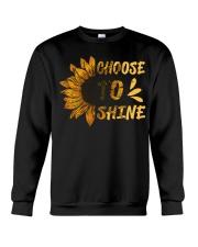 Choose To Shine Crewneck Sweatshirt thumbnail