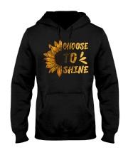 Choose To Shine Hooded Sweatshirt thumbnail
