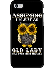 Assuming I'm Just An Old Lady Phone Case thumbnail