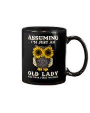Assuming I'm Just An Old Lady Mug thumbnail