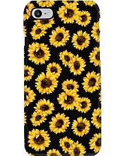 Sunflower Bloom Phone Case i-phone-7-case