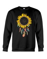 Dream Catcher Sunflower Crewneck Sweatshirt thumbnail