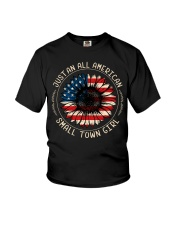 Just An All American Small Town Girl Youth T-Shirt thumbnail