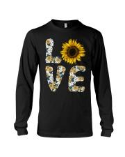 Love Sunflower Long Sleeve Tee thumbnail