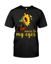 Music To My Eyes Classic T-Shirt front