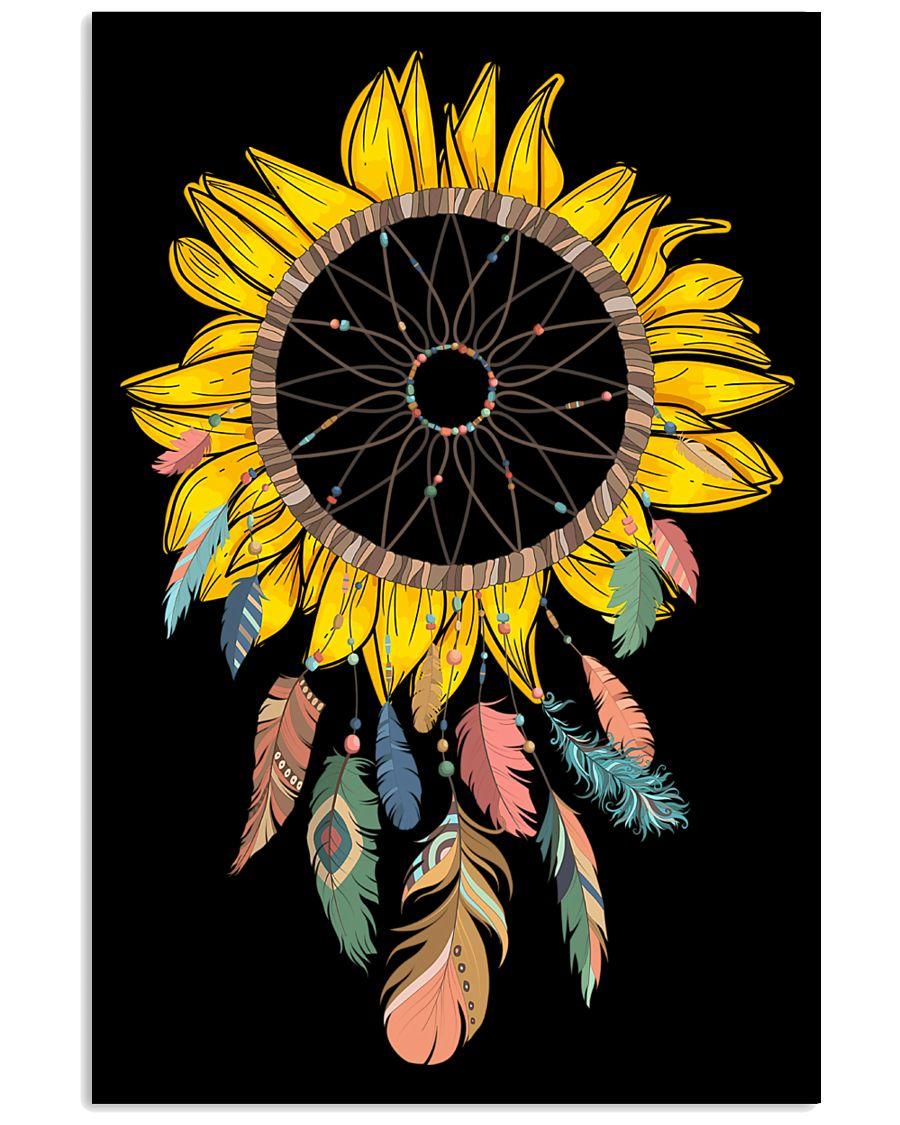 Dream Catcher Sunflower 16x24 Poster