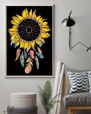 Dream Catcher Sunflower 16x24 Poster lifestyle-poster-1