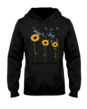 Peace Love Music Hooded Sweatshirt tile