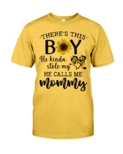 There's This Boy He Kind Stole My Heart Classic T-Shirt front