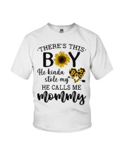 There's This Boy He Kind Stole My Heart Youth T-Shirt thumbnail