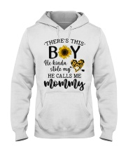 There's This Boy He Kind Stole My Heart Hooded Sweatshirt thumbnail