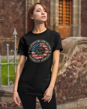 She's A Good Girl Classic T-Shirt apparel-classic-tshirt-lifestyle-06