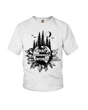 What A Wonderful World Youth T-Shirt thumbnail