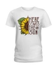 Here Comes The Sun Ladies T-Shirt thumbnail