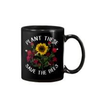 Plant These Save The Bees Mug thumbnail