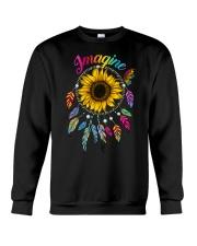 Imagine Sunflower Dreamcatcher Crewneck Sweatshirt thumbnail