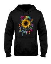 Imagine Sunflower Dreamcatcher Hooded Sweatshirt thumbnail