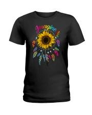 Imagine Sunflower Dreamcatcher Ladies T-Shirt thumbnail
