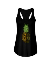 Be A Pineapple Ladies Flowy Tank thumbnail