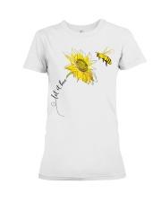 Let It Bee Premium Fit Ladies Tee thumbnail