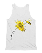 Let It Bee All-over Unisex Tank thumbnail