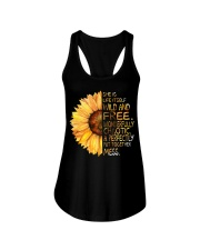 She Is Life Itself Wild And Wonderfully Ladies Flowy Tank thumbnail