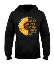 She Is Life Itself Wild And Wonderfully Hooded Sweatshirt thumbnail