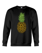 Sunflowers Pineapple Crewneck Sweatshirt thumbnail